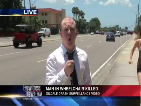 Live TV Accident