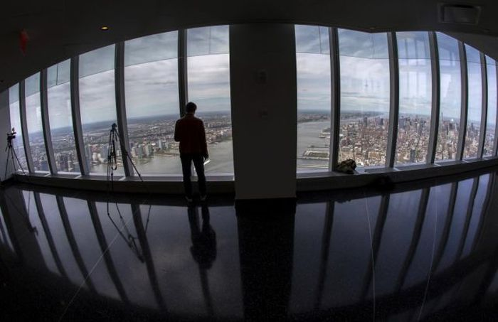 The One World Observatory Gives You A Different View Of New York City (9 pics)