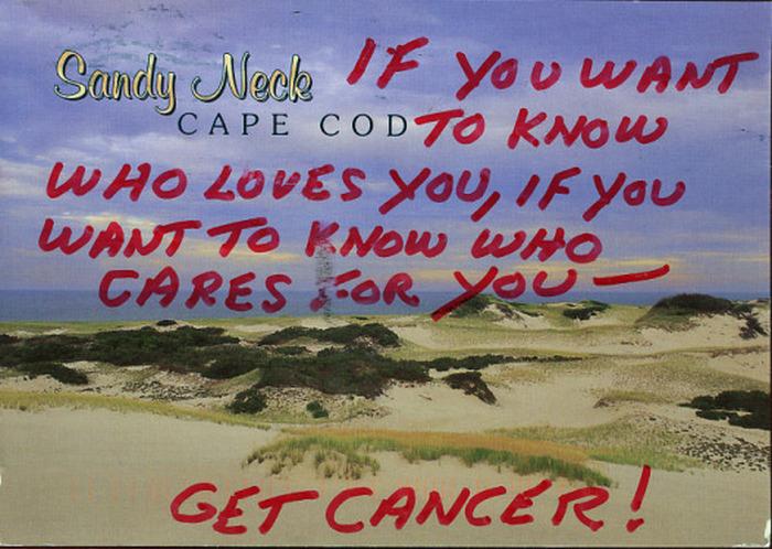 Dark Secrets People Shared On PostSecret (19 pics)