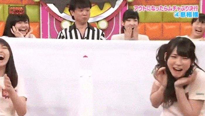 Bizarre Things You Will Only See On Japanese Game Shows (25 gifs)
