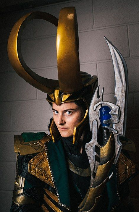 The Most Creative Costumes From London Comic Con 2015  (13 pics)
