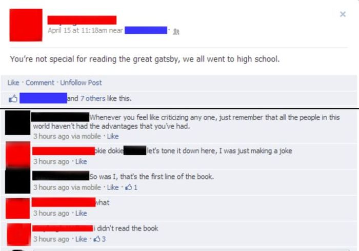 Liars Who Got Called Out On The Internet (28 pics)
