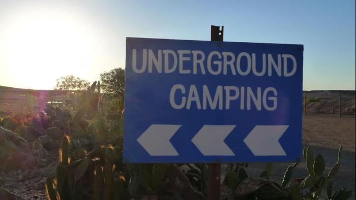 Australia Has Built An Underground City Where Citizens Can Escape The Heat (14 pics)