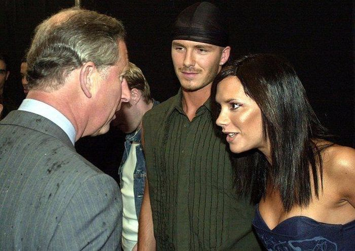 Outfits Only David Beckham Could Get Away With (18 pics)