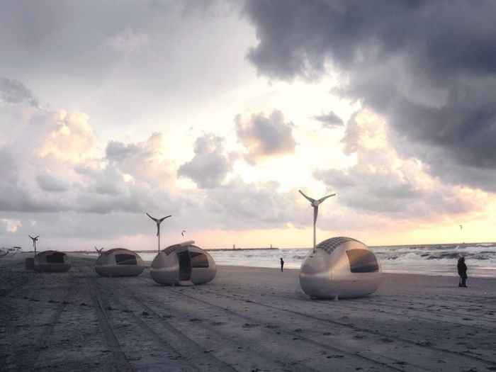 This New Ecocapsule Will Get You Living Off The Grid (9 pics)