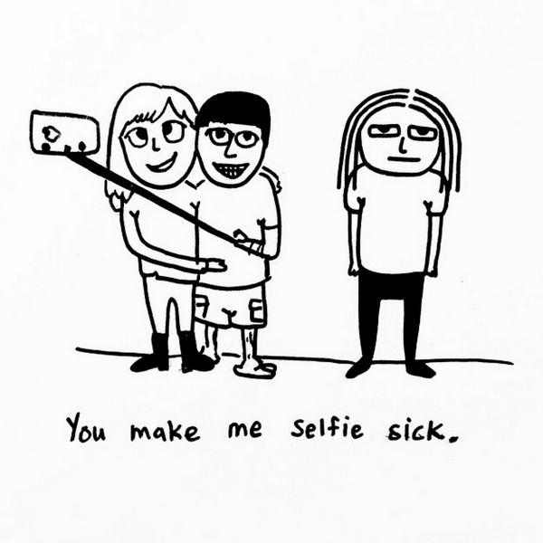Mo Welch Creates Comics With A Dark Sense Of Humor (11 pics)