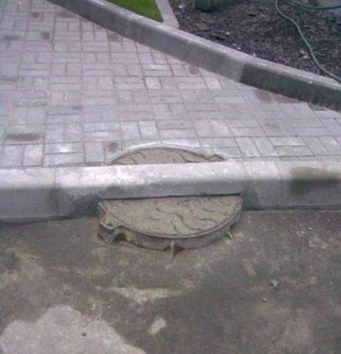 These Construction Jobs Are The Result Of Very Poor Planning (39 pics)
