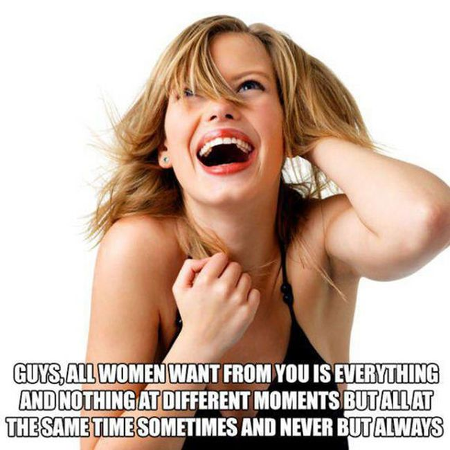 If You're Trying To Understand Women's Logic, You're Wasting Your Time (27 pics)
