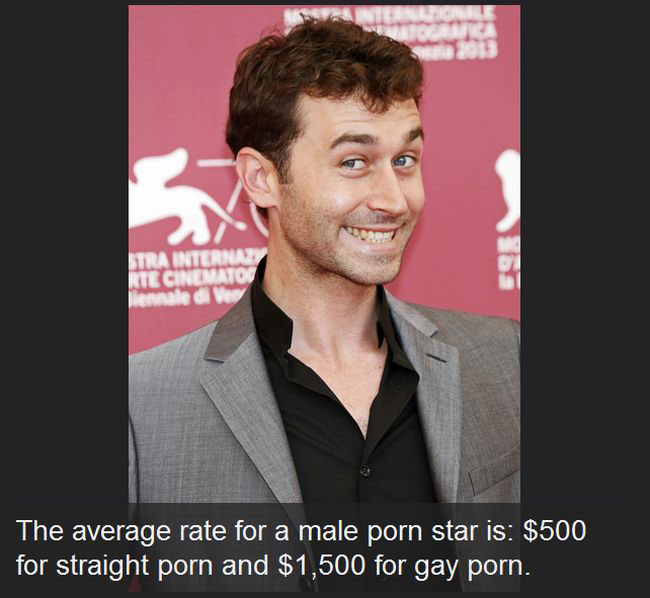 True Facts You Probably Didn't Know About The Porn Industry (15 pics)