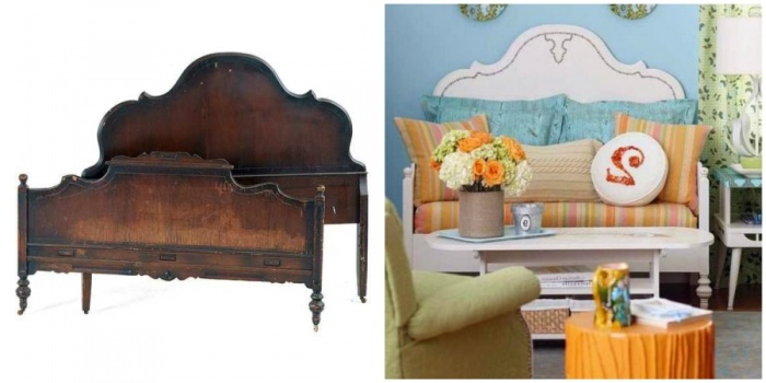 Old Furniture Gets A New Look (15 pics)