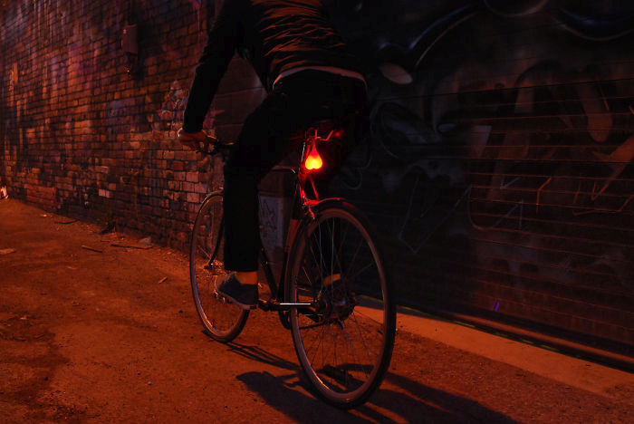 These Testicles Will Keep Cyclists Safe At Night (5 pics)