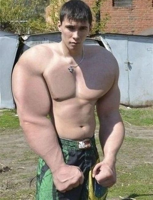 Photoshopped Muscle Fails That Aren't Fooling Anyone (14 pics)
