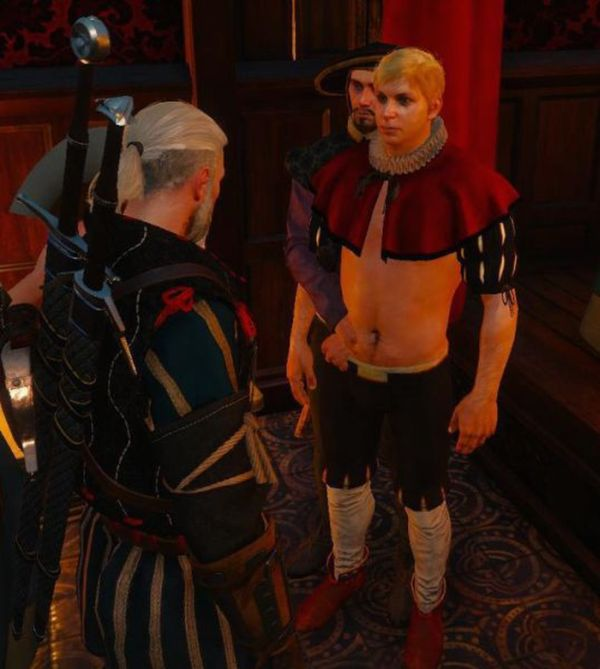 All The Greatest Glitches From The Witcher 3 (14 pics)