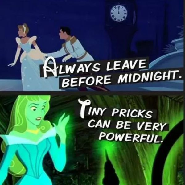 10 Things Disney Movies Taught Us About Sex (5 pics)