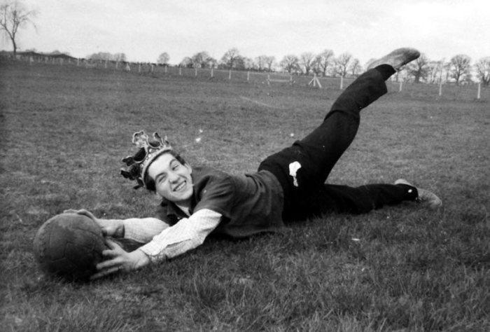 Fun Photos Of Fascinating And Famous People Throughout History (22 pics)