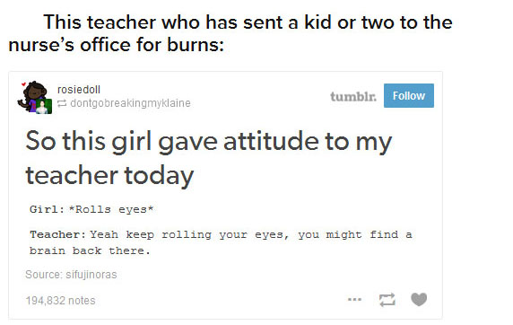 Teachers Who Totally Schooled Their Students (31 pics)