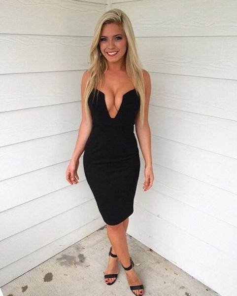 There's Just No Such Thing As Too Much Cleavage (51 pics)