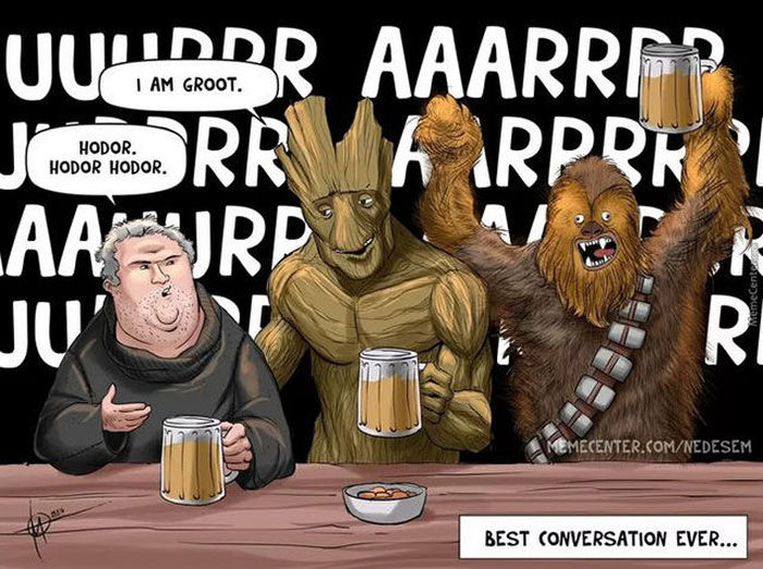 It's All About Star Wars (40 pics)