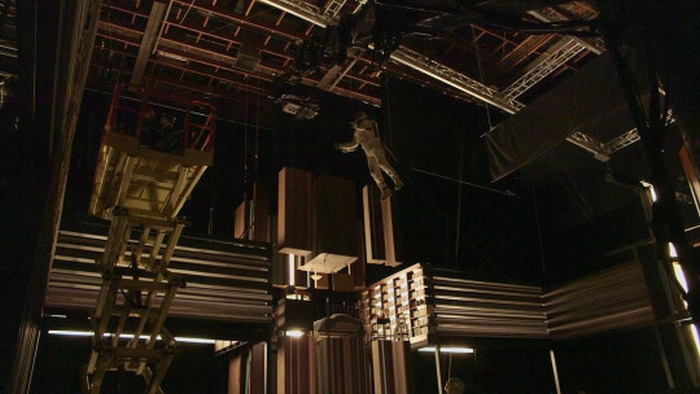 An Inside Look At How The Tesseract Was Created For Interstellar (5 pics)