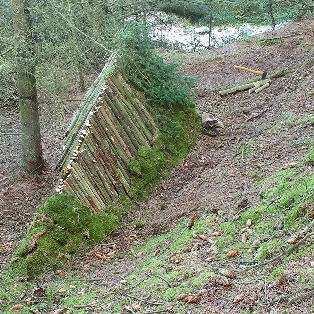How To Build A DIY Shelter (10 pics)