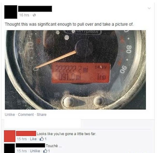 Funny Facebook Photo Comments That Will Make You LOL (20 pics)