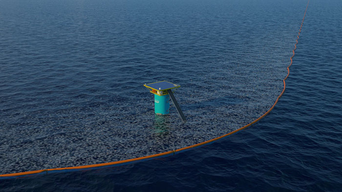 20 Year Old Inventor Creates Device That Will Help The Ocean Clean Itself (10 pics)