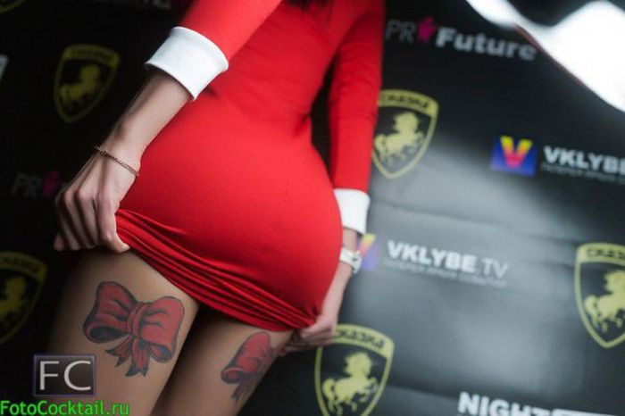 Weird And Beautiful People From Russian Clubs (69 pics)