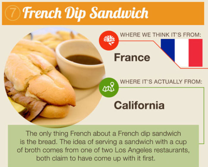 You Would Never Guess The Origin Of These American Foods (14 pics)