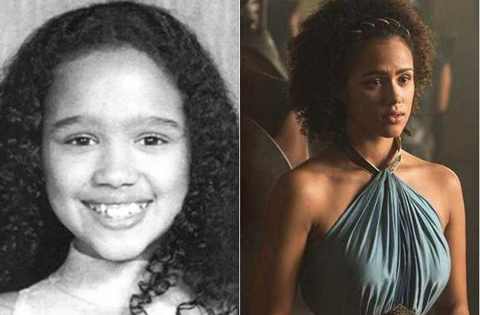 Childhood Pictures Of The Cast From Game Of Thrones (12 pics)