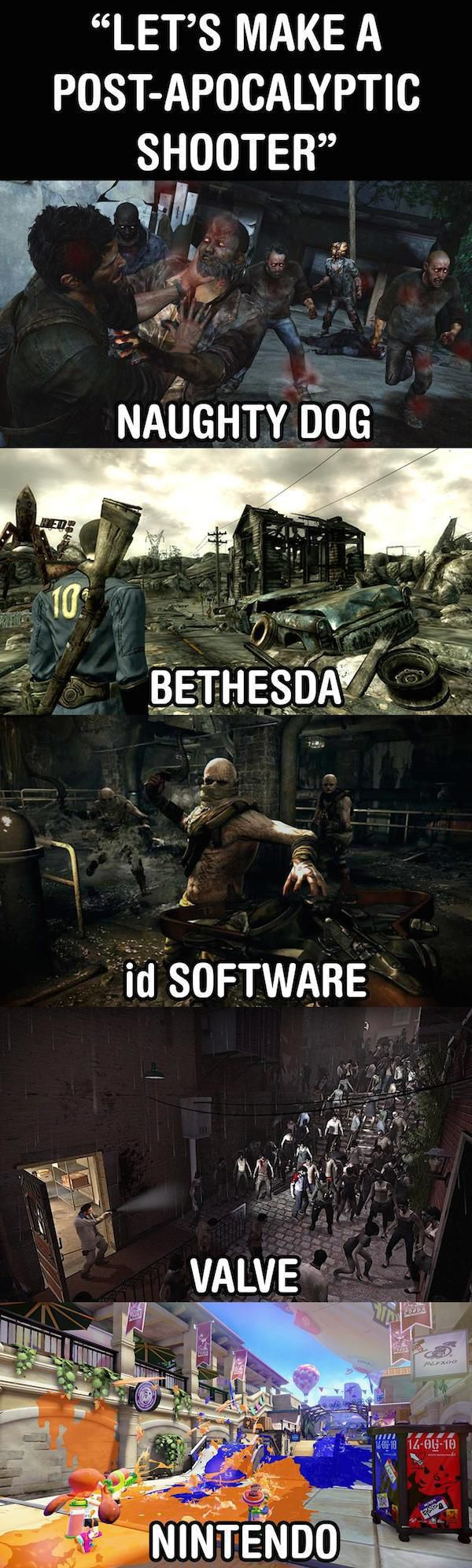Jokes That Only Gamers Can Appreciate (37 pics)