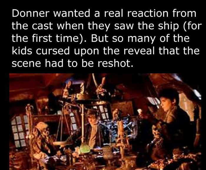 Looking Back At The Goonies 30 Years Later (20 pics)