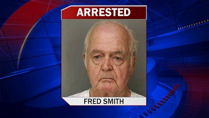 82 Year Old Man Arrested After He Slashed Someone's Tires Over Bingo (2 pics)