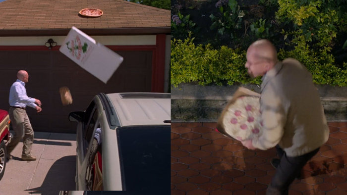 What Breaking Bad's Most Iconic Scenes Look Like In The Spanish Remake (65 pics)