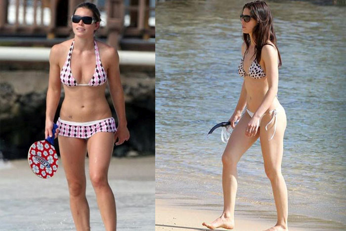 Hollywood's Sexiest Celebrities Hanging Out In Bikinis (25 pics)