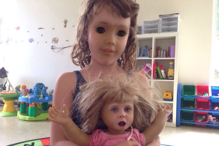 Creepy Images That Will Send A Shiver Down Your Spine (40 pics)
