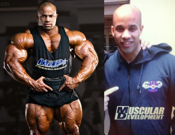 9 Ex Bodybuilders Who Look Way Different Now (9 pics)