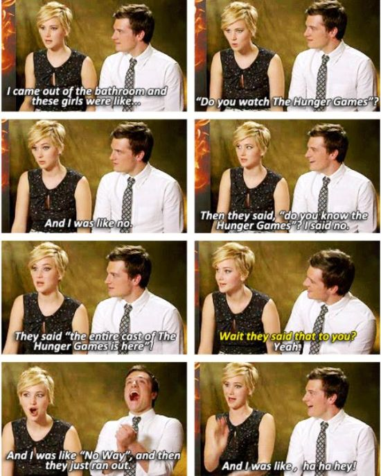 Quotes And GIFs That Perfectly Sum Up Why We Love Jennifer Lawrence (21 pics)