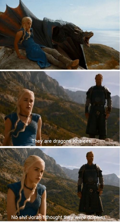 Jorah From Game Of Thrones Presents Moments From The Friendzone (23 pics)