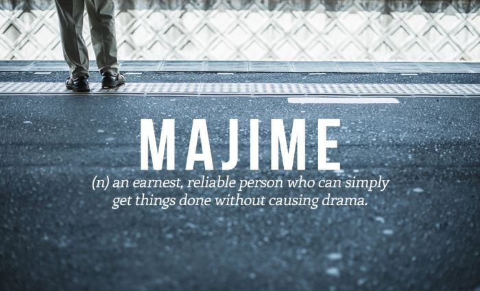 Perfect Japanese Words That We Should All Start Using (16 pics)
