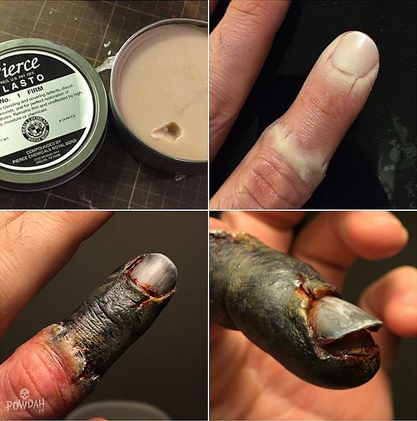 Marc Clancy Creates Amazing Special Effects With Makeup (39 pics)