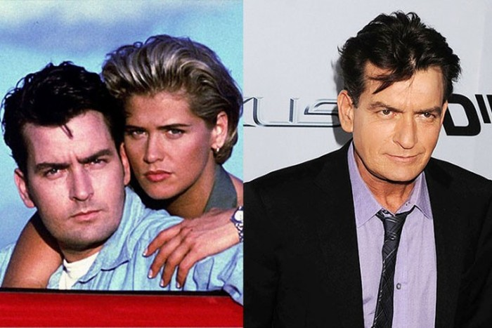 Iconic Action Movie Stars Back In The Day And Today (32 pics)