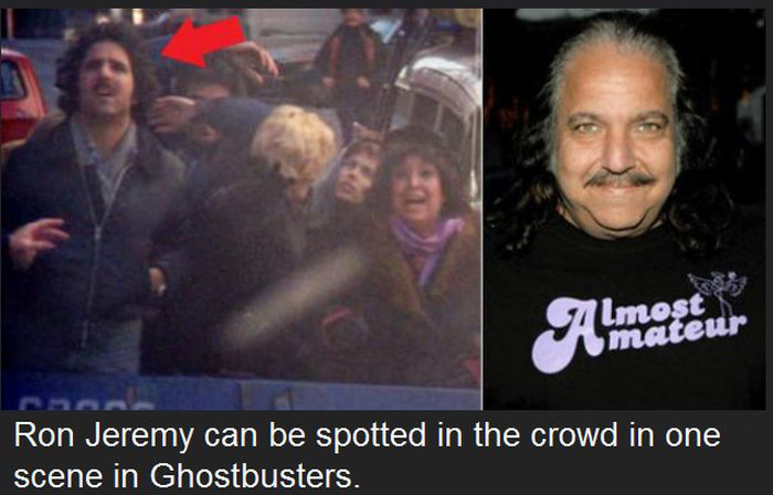Secret Celebrity Appearances You Never Noticed In Movies And TV Shows (20 pics)