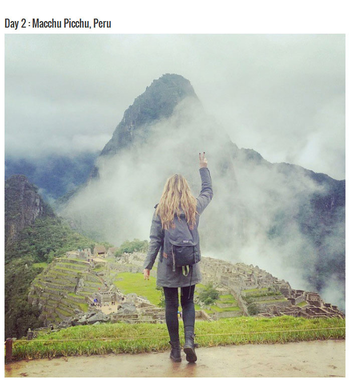 After Having A Rough Year This Woman Decided To Travel The World (10 pics)