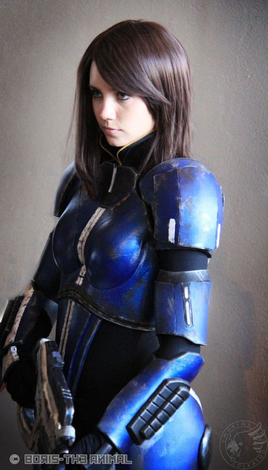 These Hot Cosplay Girls Were Born With The Superpower Of Being Sexy (23 pics)