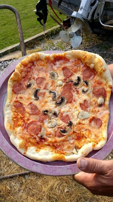 How To Make A Homemade Pizza Oven (17 pics)