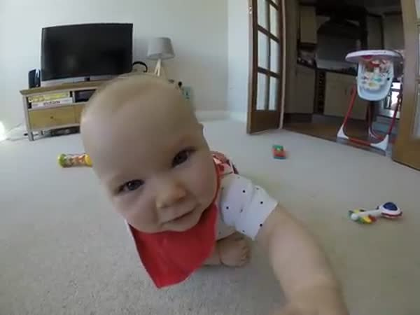Child And GoPro