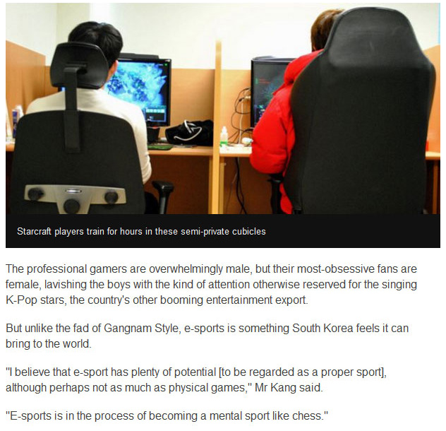 The Korean Gaming Industry Is Serious Business (8 pics)