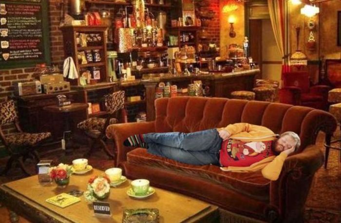 This Guy Fell Asleep At Work So His Colleagues Turned Him Into A Meme (20 pics)