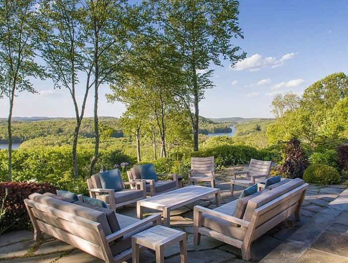 Take A Look At Bruce Willis' New Luxury Mansion In New York (19 pics)