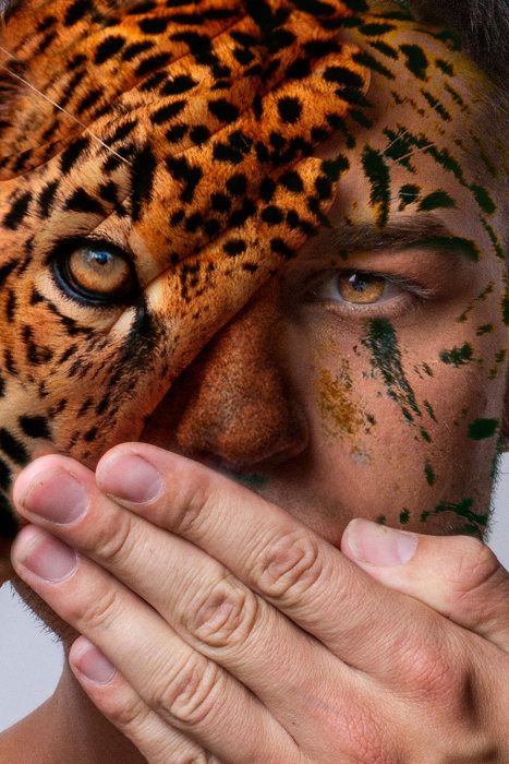 Faces Of The Wild Shows The Human Side Of Animals (15 pics)